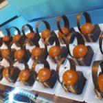 Filigrano tart shell exhibition