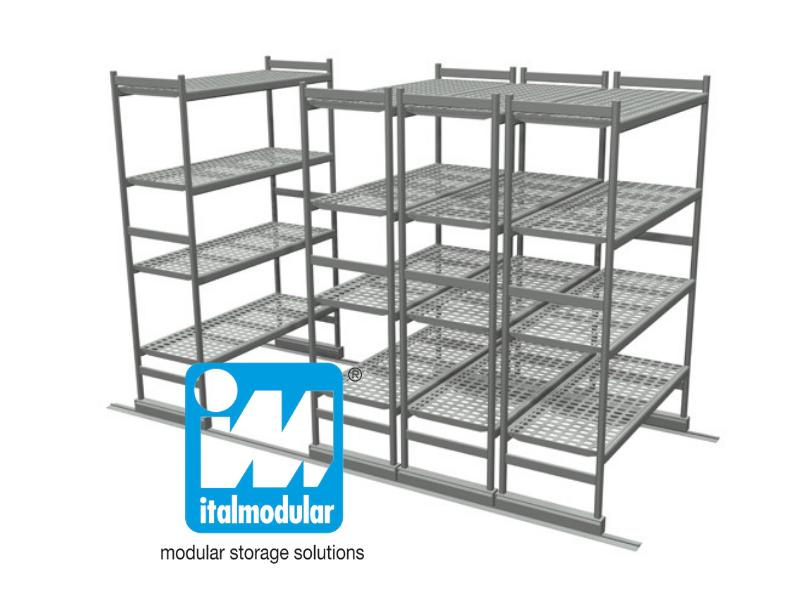 Italmodular Modular Shelving