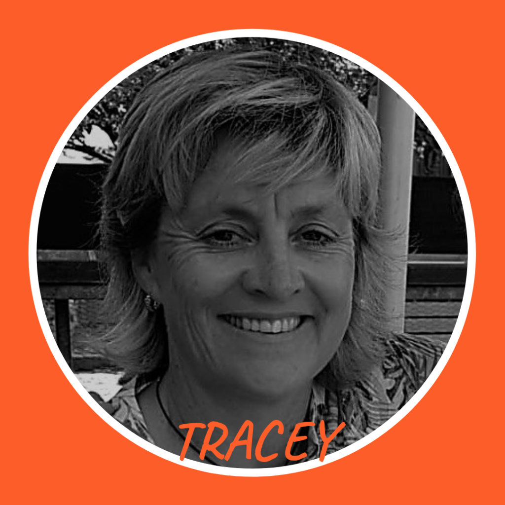 team member tracey