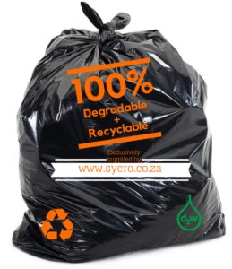 biodegradable refuse bag