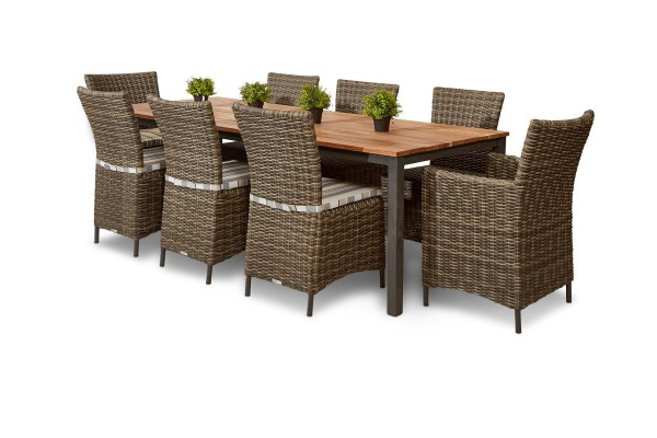 Costa 8 Seater Dining Set