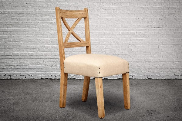 Country Dining (Upholstered) Chair