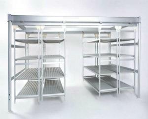 italmodular modular shelf shelving
