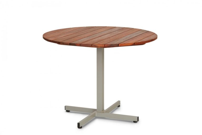 Origin centre pole dining table Round