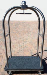 Bird Cage Trolley