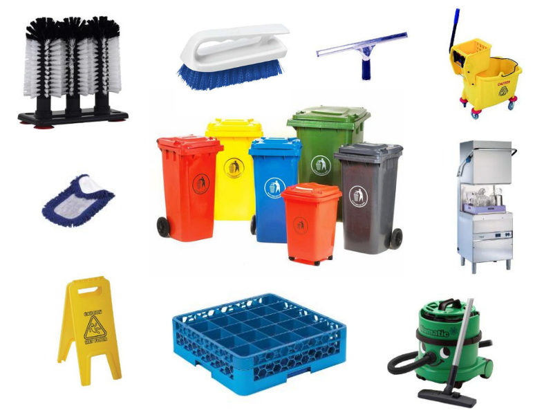 Housekeeping & Cleaning Equipment