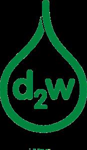 d2w oxo-biodegradable plastic logo