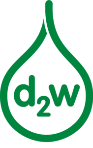 d2w oxo-biodegradable plastic logo