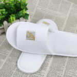 open toe slipper hospitality