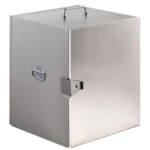 insulated room service trolley box