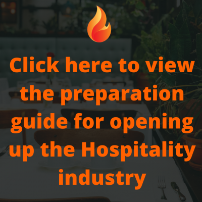 Click here to view the preparation guide for opening up the hospitality industry